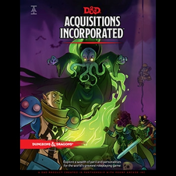 D&D RPG - Acquisitions Incorporated