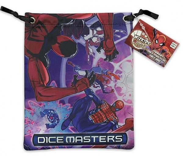 Dice Masters: Marvel - Game Accessories: The Amazing Spider-Man Dice Bag