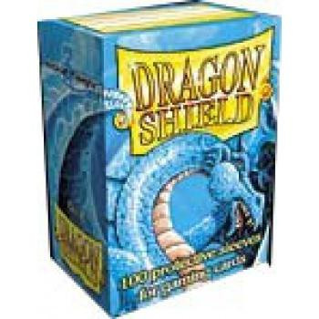 Dragon Shield - Card Sleeves: Classic Blue, Standard Size (100)