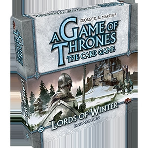 A Game of Thrones: The Card Game - Lords of Winter Expansion