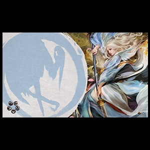Playmat - Legend of the Five Rings: Left Hand of the Emperor