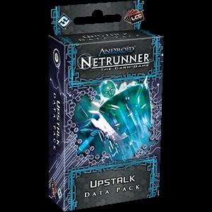 Android Netrunner: The Card Game - Lunar 1: Upstalk Data Pack