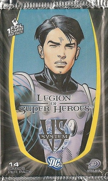 Vs. System - Legion of Super Heroes Booster