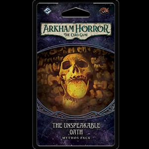 Arkham Horror: The Card Game - Carcosa 2: The Unspeakable Oath Mythos Pack