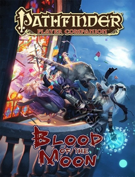 Pathfinder - Player Companion: Blood of the Night