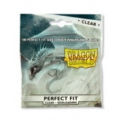 Dragon Shield - Perfect Fit: Sideloaders, clear
