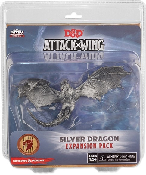 D&D Attack Wing - Silver Dragon Expansion Pack