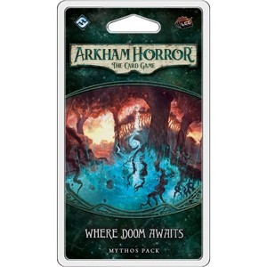 Arkham Horror: The Card Game - Dunwich 5: Where doom awaits Mythos Pack