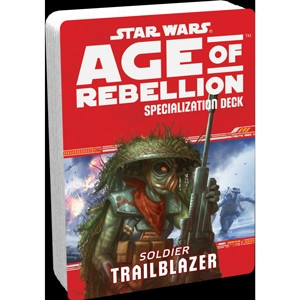 Star Wars: Age of Rebellion - Specialization Deck: Trailblazer