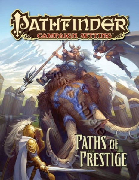 Pathfinder - Campaign Setting: Distant Worlds