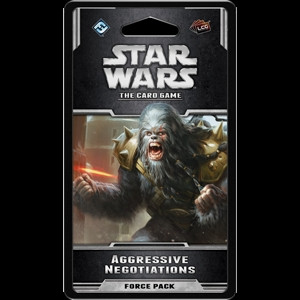 Star Wars: The Card Game - Alliances 2: Aggressive Negotiations Force Pack