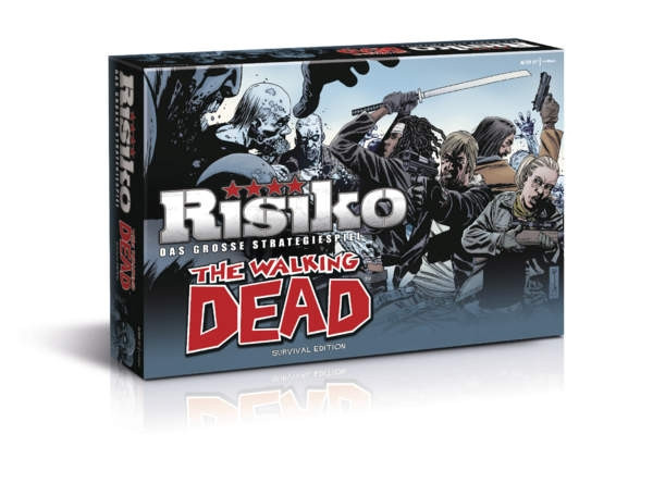 Risiko - The Walking Dead: Survival Edition