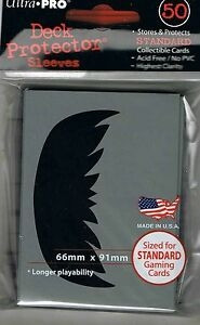 Deck Protector Sleeves - Moustachio Version 3, 66x91 mm (50)