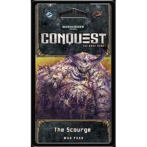 Warhammer 40,000 Conquest: The Card Game - Warlord 2: The Scourge War Pack