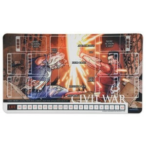 Dice Masters - Civil War: Playmat