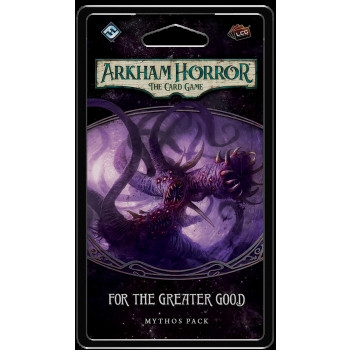Arkham Horror: The Card Game - The Circle Undone 3: For the Greater Good Mythos Pack