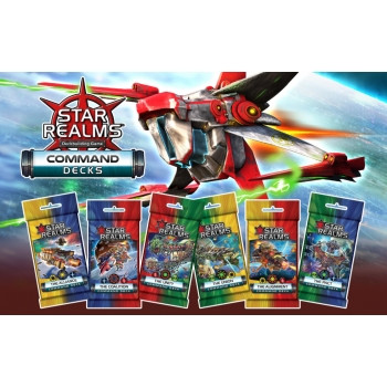 Star Realms - Command Deck: The Alliance