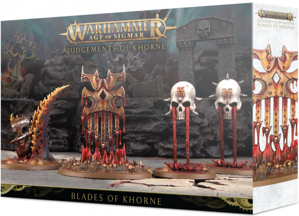 Warhammer: Age of Sigmar - Blades of Khorne: Judgements of Khorne