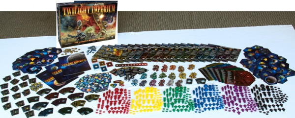 Twilight Imperium: Vierte Edition