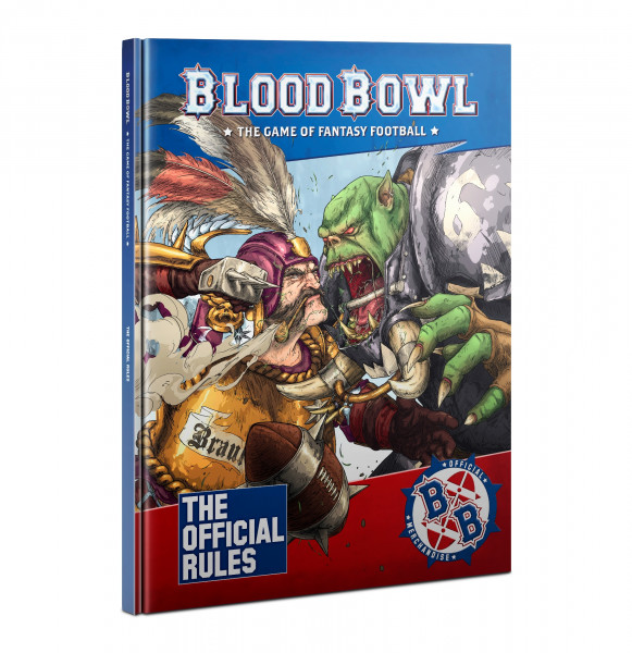 Blood Bowl - The Official Rules
