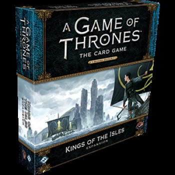 A Game of Thrones: The Card Game - Expansion: Kings of the Isles