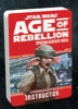Star Wars: Age of Rebellion - Specialization Deck: Commander Instructor