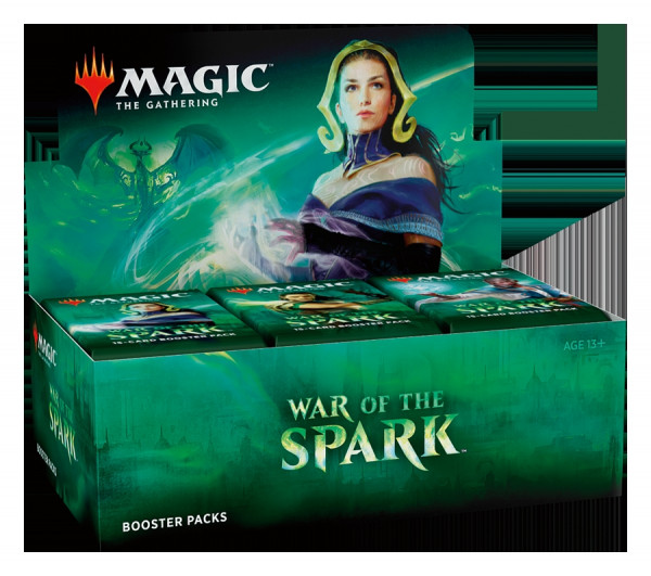 MTG - Booster Display: War of the Spark
