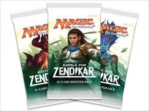 MTG - Booster Pack: Battle for Zendikar