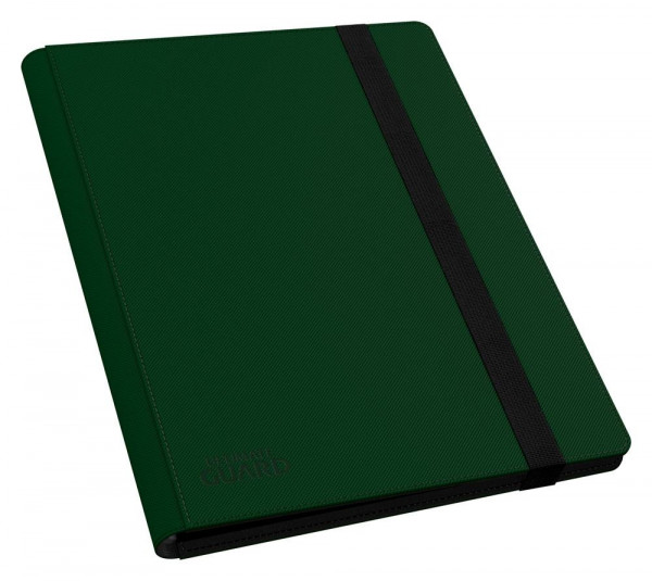 Binder - 9-Pocket Flexxfolio Xenoskin, green