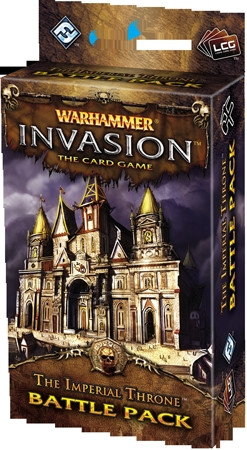 Warhammer Invasion: The Card Game - The Capital 6: The Imperial Throne Battle Pack