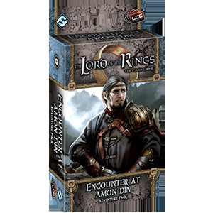 The Lord of the Rings: The Card Game - Against the Shadow 3: Encounter at Amon Din Adventure Pack