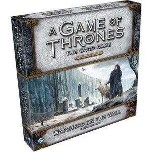 A Game of Thrones: The Card Game - Expansion: Watchers on the wall