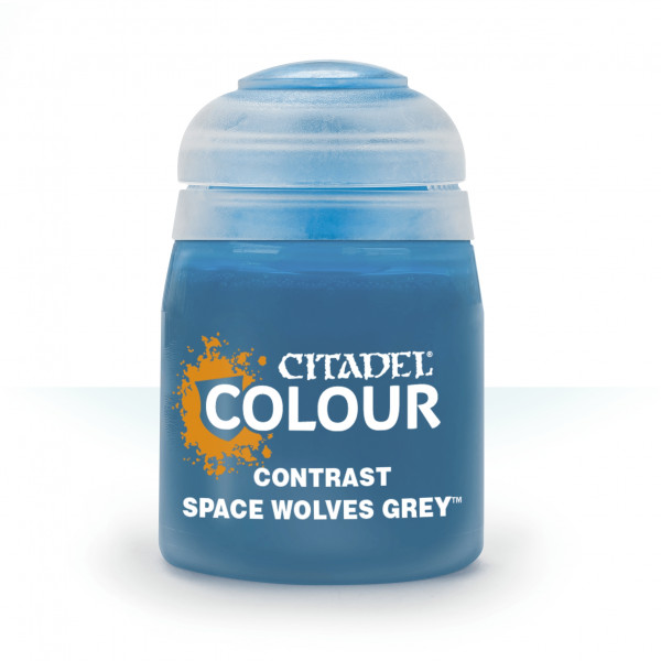 Citadel - Contrast: Space Wolves Grey (29-36)