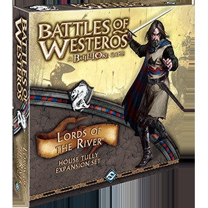 Battles of Westeros - House Tully Expansion Set: Lords of the River