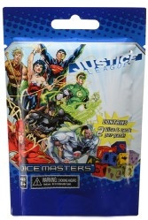 Dice Masters: DC - Foil Pack: Justice League