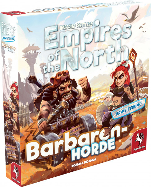 Imperial Settlers - Empires of the North - Erweiterung: Barbaren-Horde