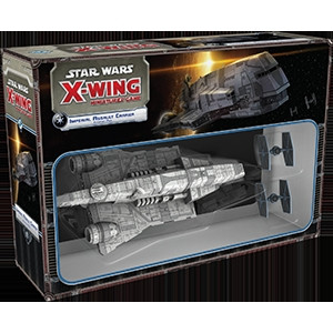 Star Wars: X-Wing - Expansion Pack: Imperial Assault Carrier