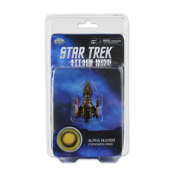 Star Trek Attack Wing - Alpha Hunter Expansion Pack