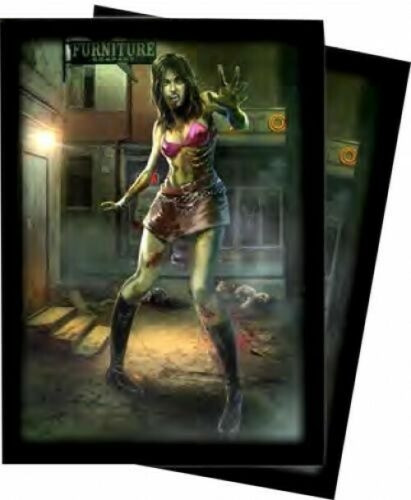 Ultra Pro - Zombie Lady: Deck Protector Sleeves