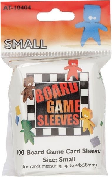 Board Game Card Sleeves - Small 44x68 mm (100)