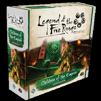 Legend of the Five Rings: The Card Game - Expansion: Children of the Empire