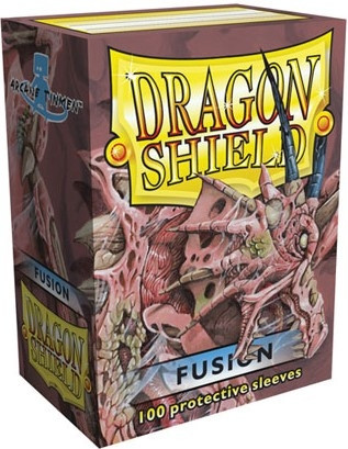 Dragon Shield - Card Sleeves: Classic Fusion, Standard Size (100)