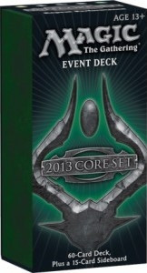 MTG - Event Deck, 2013 Core Set: Repeat Performance (whitegreen)