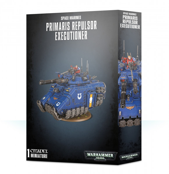 Warhammer 40,000 - Space Marines - Primaris Repulsor Executioner