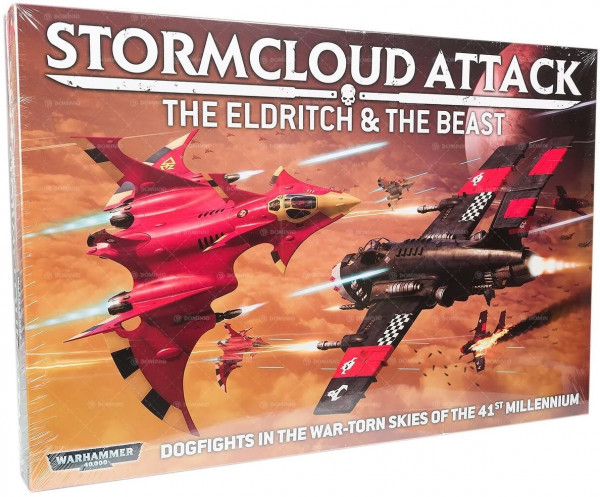 Warhammer 40,000: Stormcloud Attack - The Eldritch & The Beast
