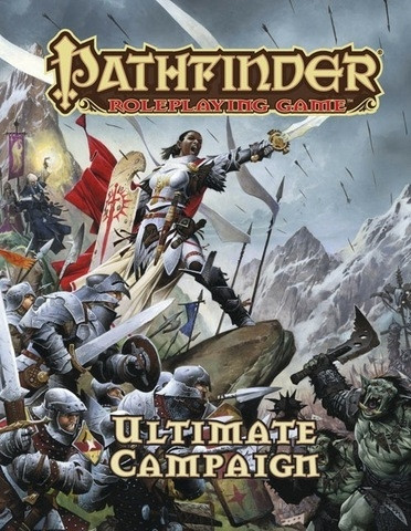 Pathfinder: Roleplaying Game - Ultimate Campaign