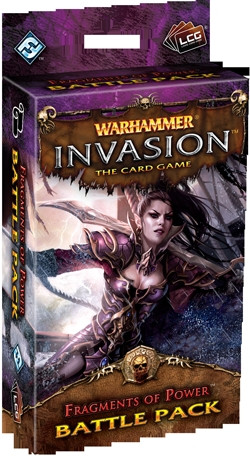 Warhammer Invasion: The Card Game - The Bloodquest 2: Fragments of Power Battle Pack