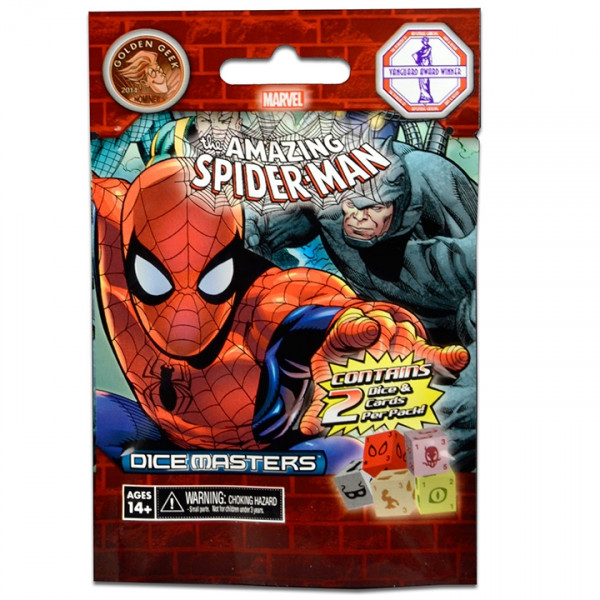 Dice Masters - The Amazing Spider-Man: Booster (dt./fr.)