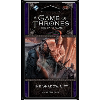 A Game of Thrones: The Card Game - Dance of Shadows 1: The Shadow City Chapter Pack
