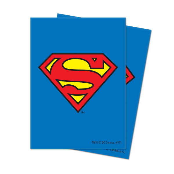 Deck Protector Sleeves - Justice League: Superman (65)